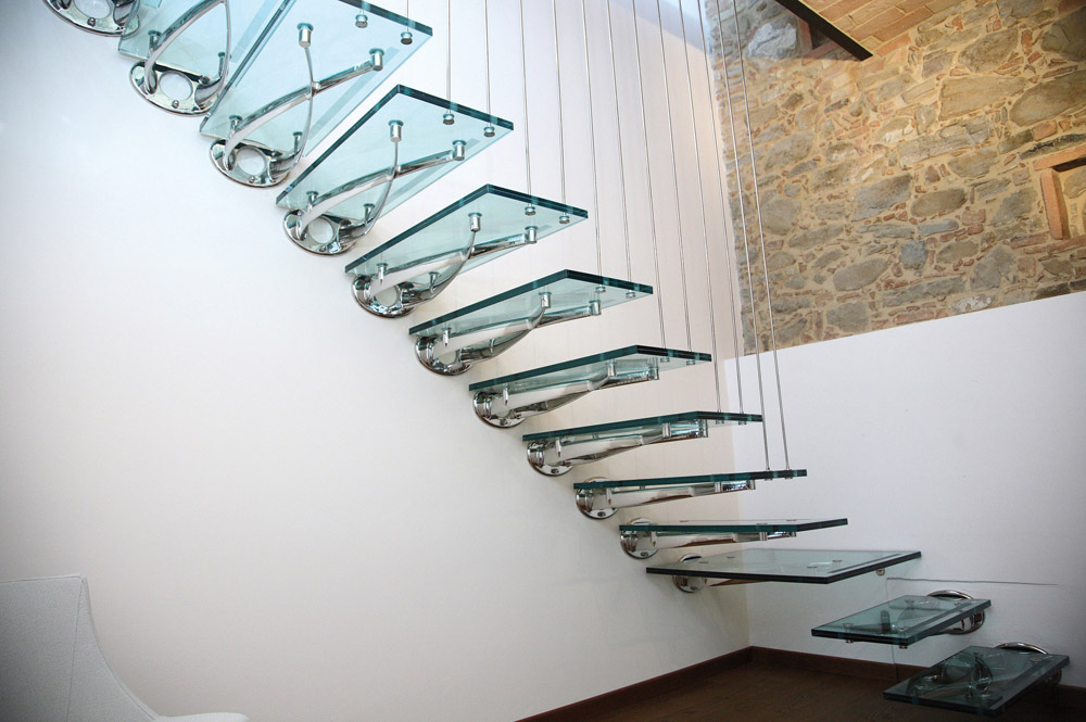 Floating staircases cantilevered staircases stairs etc Floating stairs