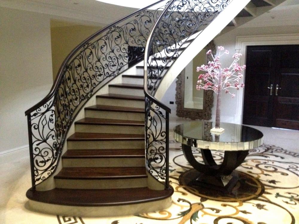 Bespoke Designer Staircases Spiral Stairs Balustrades Modern Contemporary