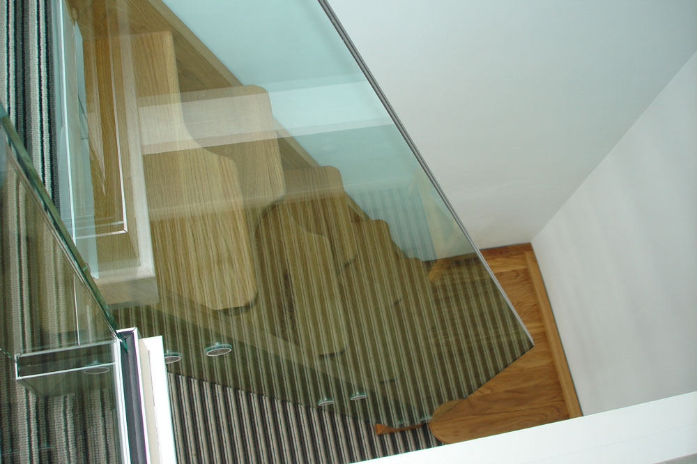A Collection Of Space Saving Stairs Created From Wood, Steel And Glass
