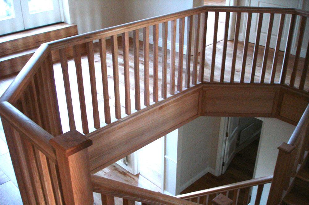 Stair spindles - Stairs Etc.